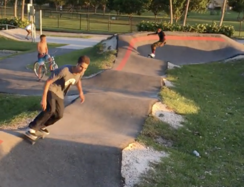 Haulover Skate Park and Pump Track